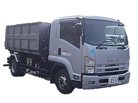 6t アームロール車  2台