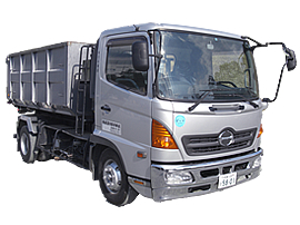 4t アームロール車  1台