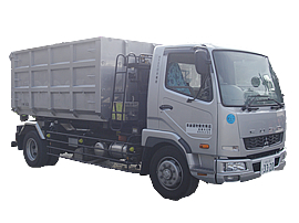 8t アームロール車  4台